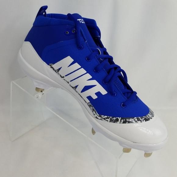 7c475e9c95a Nike Force Air Trout 4 Pro Mens Baseball Cleats